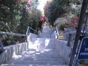 Beach Access At Thousand Steps